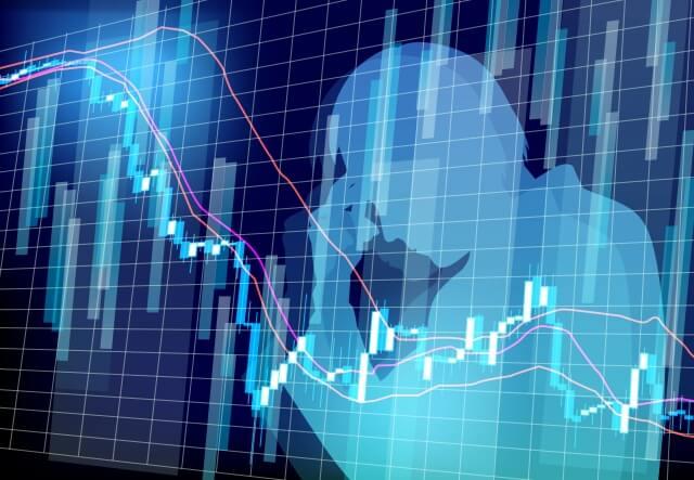 株初心者向けチャートの見方『手を出してはいけない仕手株チャート』