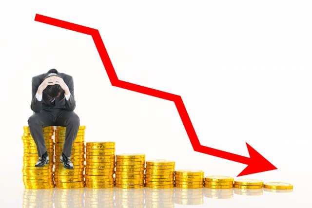株の損切りとは『損切りできないと勝てません/損切りラインを解説』