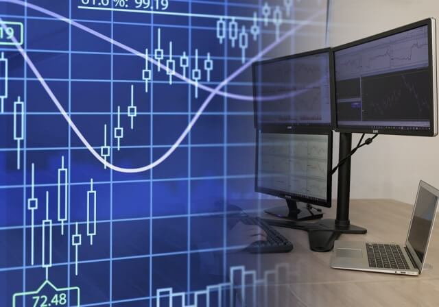 株価の天井を見極めるチャートパターン分析|天井の見分け方4パターン